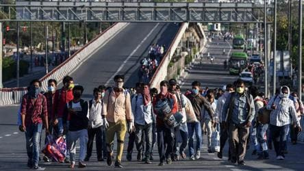 You've enough funds, ensure no movement of migrants: Centre tells States