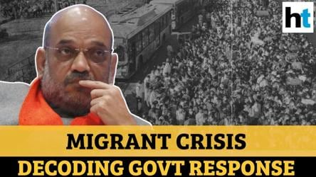 Coronavirus: Can Centre's 7 steps control migrant crisis amidst lockdown?