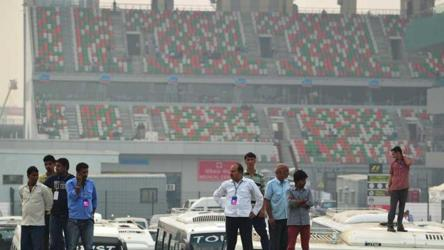 India's only F1 track to turn into a quarantine facility