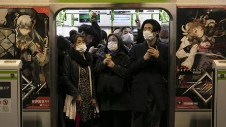 Photos Masks Disinfectants The New Normal For Commuters Now