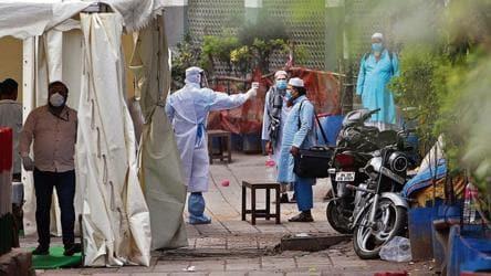 Delhi coronavirus positive cases touches 97, Nizamuddin a hot spot