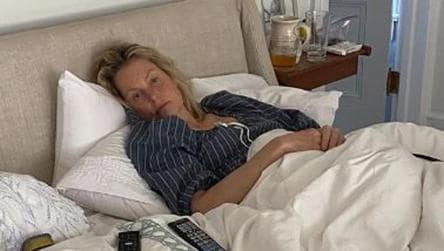 Actor Ali Wentworth tests coronavirus positive: 'I've never been sicker'