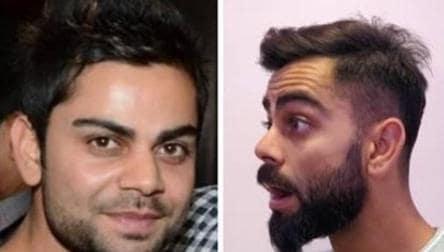 My Big Ears And Cheeks Stood Out Virat Kohli Reveals Hilarious Story Behind His Nickname Cheeku Cricket Hindustan Times
