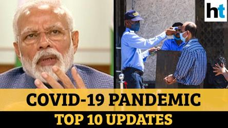 Covid-19 | PM Modi to address India; 960 Tablighi Jamaatis blacklisted: Top updates