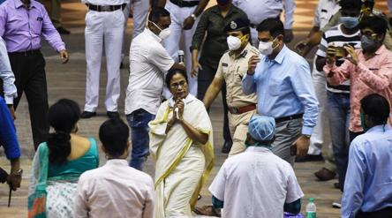 'Don't do this': Bengal CM on resistance in setting up Covid-19 hospitals