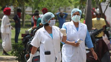 Current Covid-19 spread mimics H1N1 pandemic of 2009: Govt document