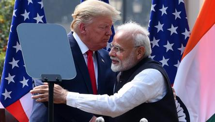 India-US partnership to fight Covid-19, says PM Modi after call with Trump