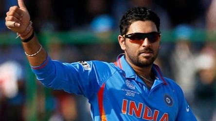 'He reminded me of Inzamam': Yuvraj on initial impression of India star
