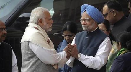 PM Modi rings Manmohan Singh, Deve Gowda, Pranab Mukherjee over Covid-19