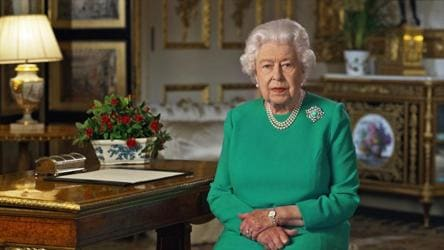 'Better days will return': Queen Elizabeth assures Commonwealth