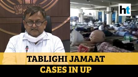 Half of UP's Covid-19 cases linked to Tablighi Jamaat, state tally over 300