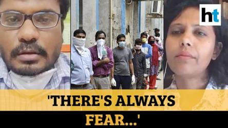 Lack of protective gear for healthcare workers? Safdarjung doctor speaks