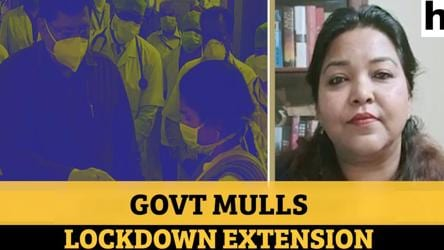 Covid-19: Lockdown may be extended. Bhilwara model key containment plan