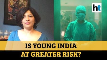 Is young India at greater risk of coronavirus disease?