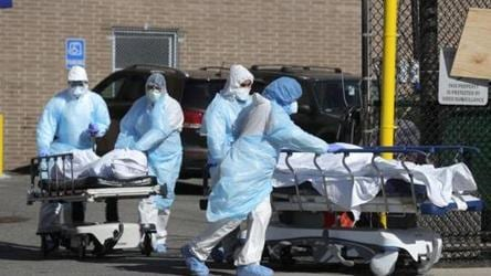 New York coronavirus deaths exceed 4,000, topping toll for 9/11 ...