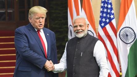 Donald Trump reverses course, supports India's position on hydroxychloroquine