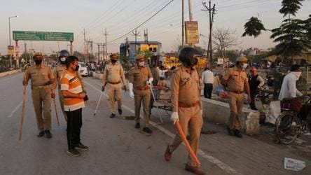 10 Madhya Pradesh policemen contracted coronavirus from Jamaat men: IG