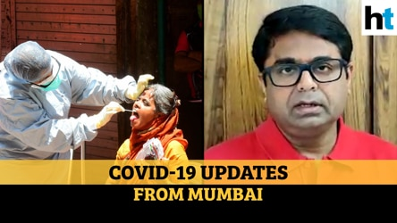 Covid-19 cases in Mumbai more than doubled in five days