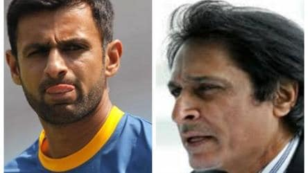 'Wanting Pak cricket back at top?': Malik, Raja engage in war of words