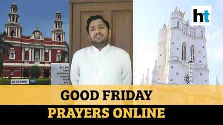 Good Friday prayers held online as churches stay shut due to lockdown