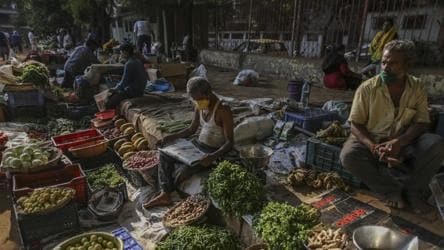Covid-19 in India: Food prices surge 3 times as supply chain takes a hit