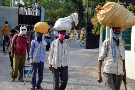 Covid19: Over 27,000 workers leave Rajasthan as movement of ...