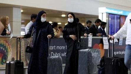 Temperature Checks Masks The New Normal For Air Travel Says