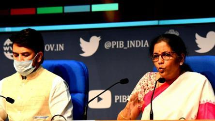 Govt to create Rs 1 lakh crore Agri-Infrastructure Fund for marginalised farmers: Sitharaman