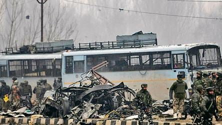 Local explosives used to trigger Pulwama attack