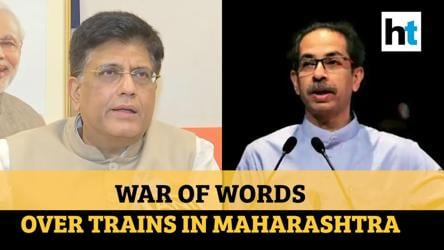 '145 trains for Maharashtra…': Piyush Goyal slams Uddhav govt over Shramik trains
