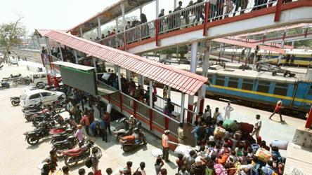 Bengal to allow special trains from today
