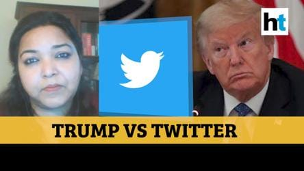 Explained: Why US President Donald Trump is angry with Twitter