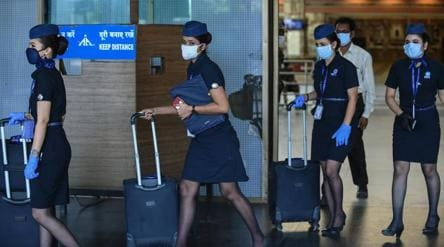IndiGo passenger who travelled on flight from Bengaluru tests Covid-19 positive
