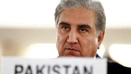 Aggression by India will receive 'befitting response': Pakistan foreign minister