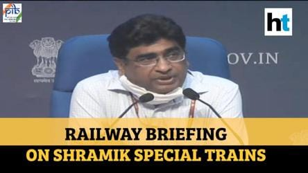 '3,840 special trains operated, 52 lakh passengers moved till now': Railways