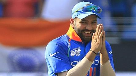 BCCI nominates Rohit Sharma for Khel Ratna honour