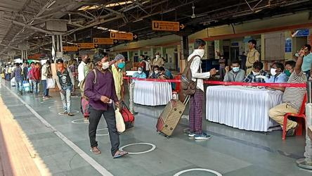 Railway Protection Force reports 80 deaths on Shramik trains