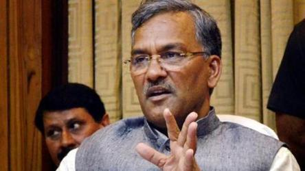 Uttarakhand CM in self-quarantine after attending meeting with Covid-19 positive minister