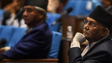 Nepal govt tables in parliament amendment bill on map that includes Indian territory