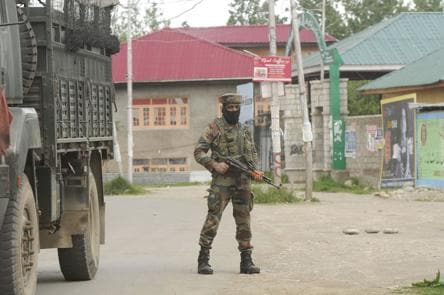 Encounter breaks out between security forces, terrorists in J-K's Anantnag