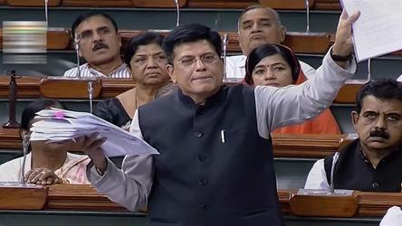 Every train reached its destination, says Railway Minister Piyush Goyal