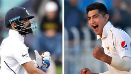 Virat Kohli will be Naseem Shah's bunny: Former Pakistan cricketer