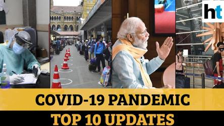 Covid update: India ranks 7th; Russia's first drug; CBI officers infected