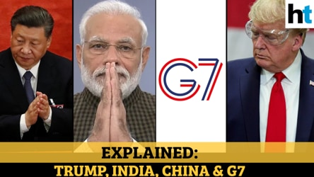 Explained: Trump's G7 offer for India, how it may help amid China standoff
