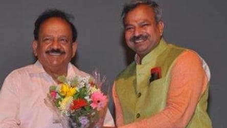 Adesh Kumar Gupta appointed Delhi BJP chief, takes over from Manoj Tiwari