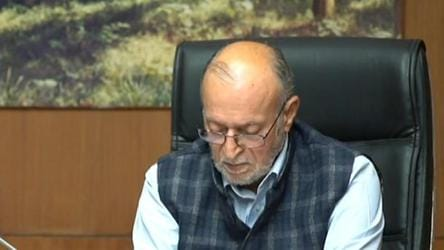 Covid-19 reaches Delhi L-G Anil Baijal's office, 13 test positive