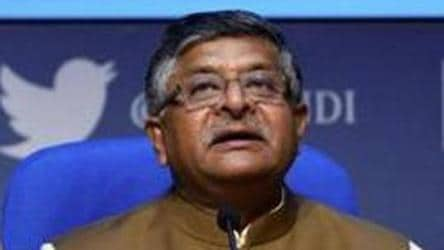 Achieved modest success in the electronics field, says Union minister Ravi Shankar Prasad