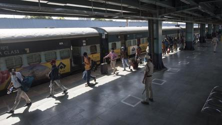 Demand for Shramik trains sees a decline