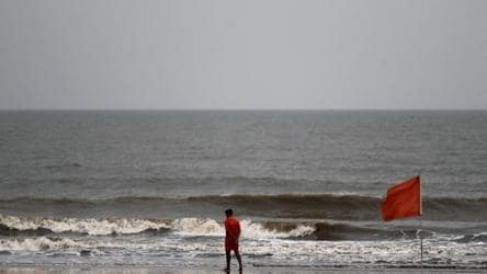 Cyclone Nisarga to now make landfall south of Alibag between 1pm and 4pm: IMD
