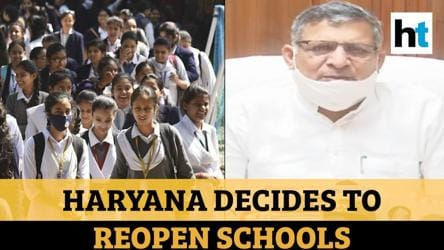 Covid: Haryana to reopen schools in July; watch distancing plan